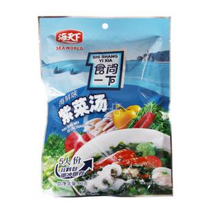 海天下 紫菜汤(海鲜味)60g/袋