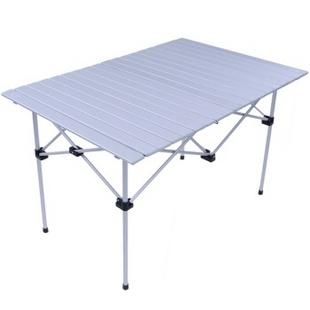 MAC 9968AA加大加长铝合金户外折叠桌 高低两用版