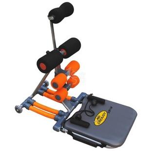 创悦 第二代加强版AD收腹运动机 CY-9009 带计数器/拉绳/四弹簧/加长头枕
