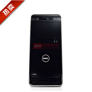 戴尔(DELL)XPS8700D-368 XPS系列高端娱乐型台式主机 台式机电脑 i5/4G/1T/1G