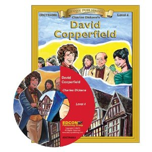 David Copperfield Read Along: Bring the Classics to Life Book and Audio CD Level 4 [With CD] [平装]