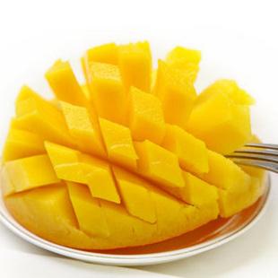 【绿光味影】顺丰发货大还甜的攀枝花凯特精品芒果5斤味胜桂七海南泰国广西水果