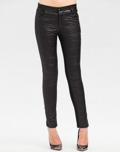 黑色时尚百搭长裤