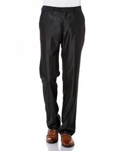 黑色时尚气质长西裤