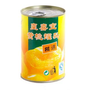 皇喜宝黄桃罐头425g