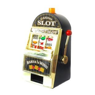 男人最爱 来自赌城的礼物 老虎机储蓄罐 创意存钱罐 多款可选 (俱乐部版#240)