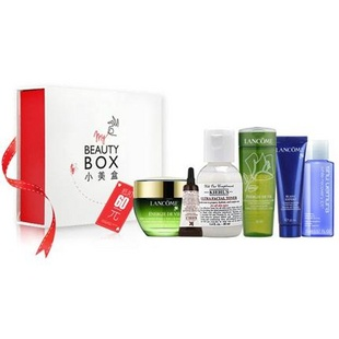 欧莱雅集团小美盒 爱在日落黄昏时--为你送上集滋养、调理、洁肤、保湿于一身的护肤套装