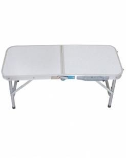 中性黑色超轻折叠桌