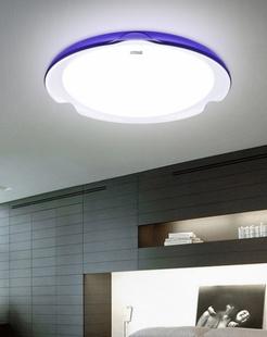 LED卧室餐厅吸顶灯X128系列透明小号