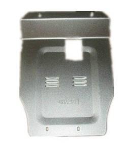 XHF 鑫鸿发 2012款江铃驭胜2.4发动机保护板 钛合金下护板原装孔位专用