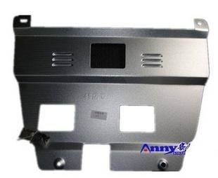 XHF 鑫鸿发 2012款东风标致308专用发动机下护板 钛合金下护板 引擎保护板 底盘护板