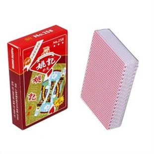 大贸商 高品质姚记扑克 纸牌 益智玩具 桌面游戏_NO.258纸牌