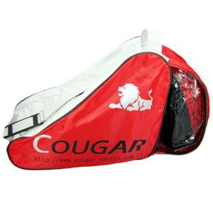美洲狮cougar 轮滑包 美洲狮003红色包 均码