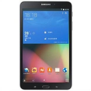 三星(SAMSUNG)GALAXY Tab4 T330 16g 8英寸平板电脑 WIFI版16gb 檀黑色 星板上身 Bigger满身 Galaxy经典全新升级