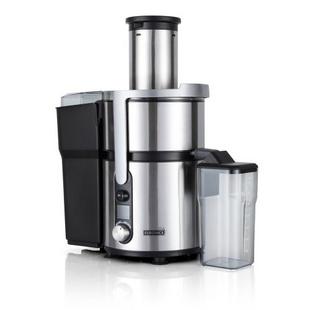 EURONICS 欧龙凯斯 电动水果榨汁机 不锈钢机身 5档液晶调速