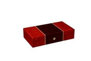 BOYIPAK 艺博 木制手表盒 镶钻首饰盒 手表收纳盒 手表箱收藏盒 礼品盒WC002-12C2E