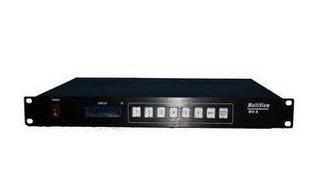 科唯奇 4路HDMI画面分割器 VGA画面分割器 4路信号显示在同一个屏