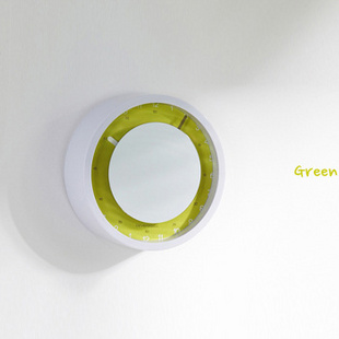 12.12疯抢趣玩 日程台钟(24小时) 嫩绿色