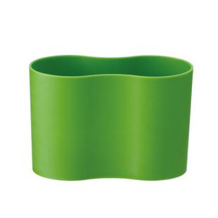 利快 日本进口软置物桶(S) 绿色