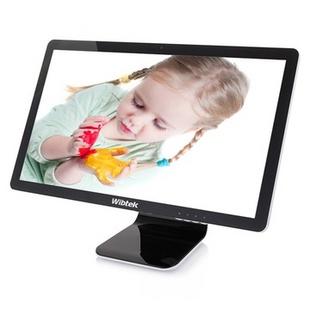微步(Wibtek) A23 电脑一体机 23寸 黑色(娱乐型 G2030/4G/1T)