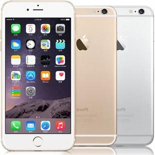 【苹果专卖】iPhone6 64G 4.7英寸 公开版A1586全网通 移动/联通/电信(4G/3G/2G)三网通用 智能手机(指纹识别 A8芯片 iOS8 Retina高清屏 800万像素摄像头)