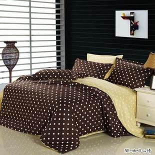 都夜 全棉纯棉四件套 韩国田园公主床品婚庆被套床单床上用品(传奇 规格五)