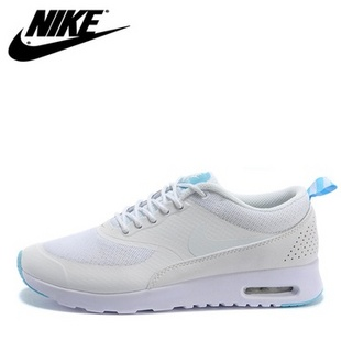 耐克Nike Thea Print系列 运动休闲女鞋气垫跑步鞋(暗紫 36)