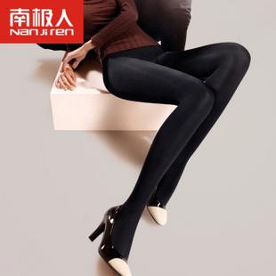 南极人 超强塑形瘦腿袜480D连裤袜打底袜 黑色 L