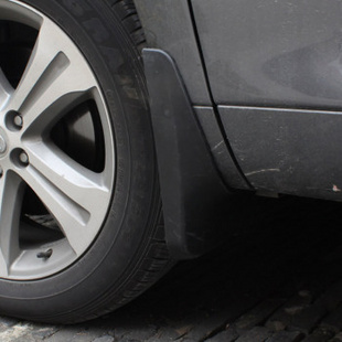 宾马 N01汽车专车专用橡胶挡泥板 挡泥皮 乐风