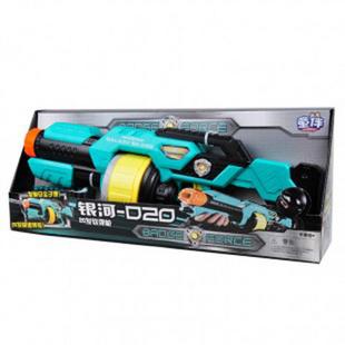 皇冠HUANGGUAN Crown/皇冠 信利达-软弹枪xld005-银河(蓝色)WJ-640-AJ65
