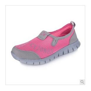 新款网布透气鞋休闲鞋 情侣款网面鞋 轻便运动鞋跑步鞋888