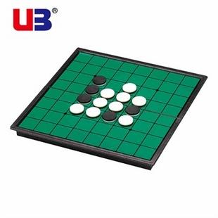 磁性黑白棋 苹果棋 翻转棋 益智棋牌游戏