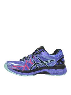 ASICS 爱世克斯 女士紫色炫彩跑步鞋(美国直发)