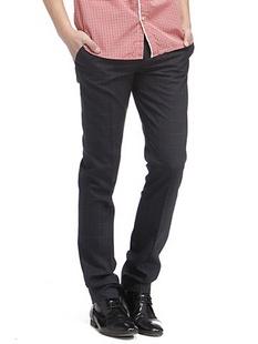 永久下架勿购买Jack Jones/杰克琼斯含亚麻双开叉西服I(黑)|211208011010,S,12Q2