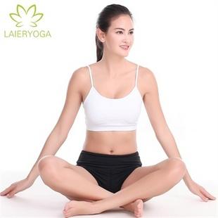 Laieryoga来尔运动健身套装 瑜伽服 春夏新款 女瑜珈服 愈加跑步服Q1012+M1002