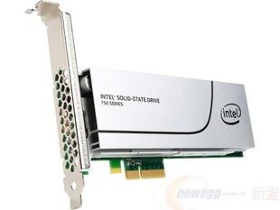 Intel 英特尔 750 Series SSDPEDMW400G401 AIC 400GB PCI-Express 3.0 MLC 固态硬盘 - OEM