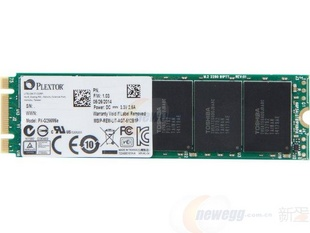 Plextor 浦科特 M6e PX-G256M6e M.2 2280 256GB PCI-Express 2.0 x2 固态硬盘