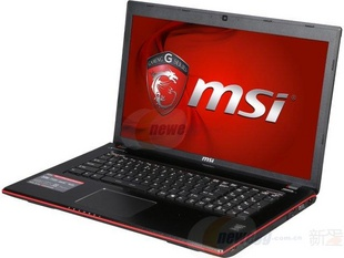 MSI 微星 GE Series GE70 Apache Pro-681 Gaming Laptop 17.3