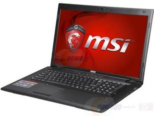 MSI 微星 GP Series GP70 Leopard-490 Gaming Laptop 17.3
