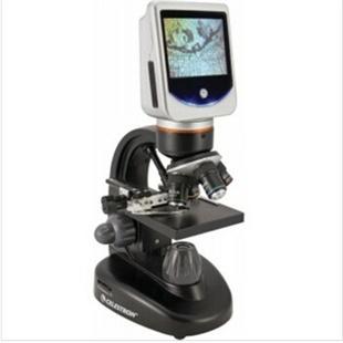 【星特朗 】豪华版LCD触摸屏数码电子显微镜44345 1600倍学生实验室
