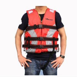 救生衣 成人安全保证 钓鱼漂流衣 充气船橡皮艇必备