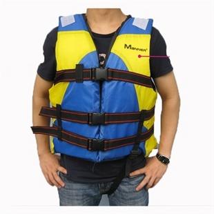成人救生衣潜水装备 漂流 充气船 橡皮艇必备