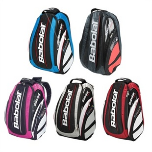 Babolat/百宝力 Babolat Backpack Team Line 双肩背包 网球背包 753011