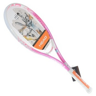 海德 HEAD MARIA LITE 网球拍 已穿线 紫色 已穿线