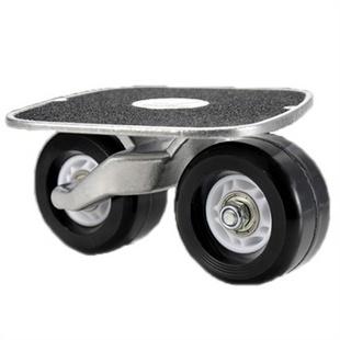高级航空铝材浩博倚小旋风暴走鞋风火轮 儿童溜冰鞋 闪光滑轮 轮滑鞋