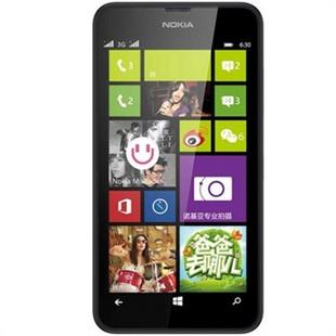 【在线支付顺丰包邮】Nokia 诺基亚 Lumia 638 移动4G智能手机 TD-LTE/TD-SCDMA/GSM 高通四核1.2GHz WP8.1新系统 1GB RAM 8GROM
