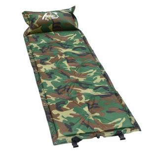 威迪瑞自动充气垫可品鉴帐篷垫户外防潮垫野营垫 9点式迷彩