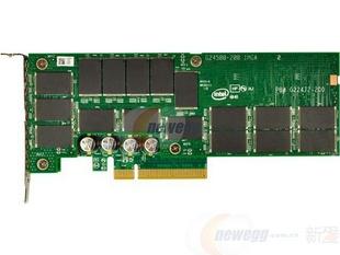 Intel 英特尔 910 系列 Ramsdale SSDPEDPX800G301 PCI-E 800GB PCI Express MLC 固态硬盘