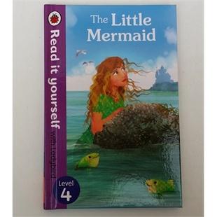 小瓢虫分级阅读Read It Yourself with Ladybird Level 4 The Little mermaid 小美人鱼 海的女儿 该片讲述了一个美人鱼爱上了王子家长们推荐经典有趣读物为了能加入人类的行列,她用自己的声音换取了一双腿 少儿英文原版读物 图画故事书