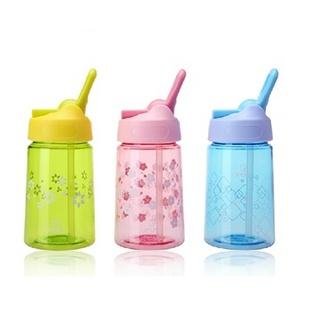 OPUS 儿童杯吸管杯子塑料杯